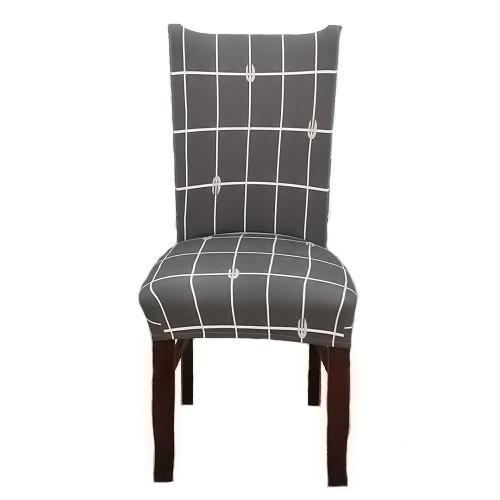Чехол на стул натяжной Stenson R26292 45х40~65х50 см