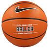 Мяч баскетбольный Nike Baller р. 7 (N.KI.32.855.07) Amber/Black/Metallic Silver/Black