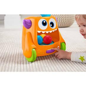 Интерактивная игрушка «Fisher-Price» (FLP37) Монстрик с шариками, фото 2