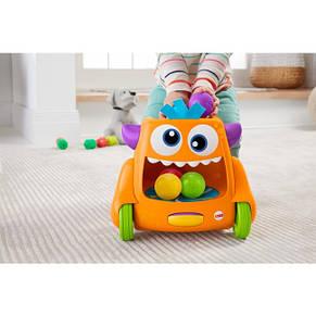 Интерактивная игрушка «Fisher-Price» (FLP37) Монстрик с шариками, фото 3