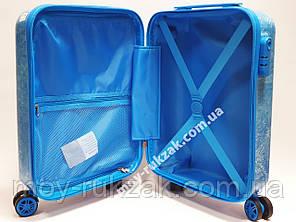 Детский чемодан дорожный Холодное Сердце, Frozen, фото 2