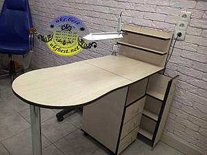 Маникюрный стол Кент - мебель для профессиональных мастеров и салонов
