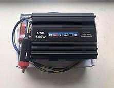Перетворювач напруги UKC 500W перетворювач електрики, інвертор Перетворювач напруги постійного струму, фото 3