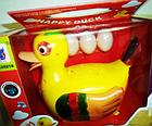 Развивающая игрушка «Уточка-несушка» (световые и звуковые эффекты) 20218 , фото 7