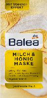 Питательная маска для лица Balea Milch & Honig Maske, 2st. х 8 ml., фото 1