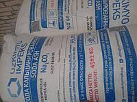 Сода кальцинированная, карбонат натрия марки Б, 45кг мешок