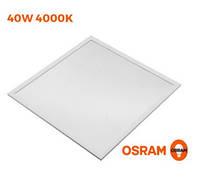 Светодиодная панель OSRAM Panel LED VALUE 600  40W/4000K 230V IP20