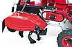 Мотоблок WEIMA WMХ650 DeLuxe (бензин 7 л. с.) + активна фреза, фото 6