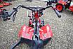 Мотоблок WEIMA WMХ650 DeLuxe (бензин 7 л. с.) + активна фреза, фото 7