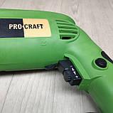 Дриль ударний Procraft PF-950, фото 6