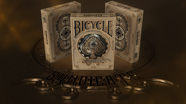 Карты игральные | Bicycle Syndicate Playing Cards
