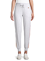 Женские серые спортивные штаны популярного бренда Tommy Hilfiger, фото 1