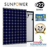 Солнечная батарея SunPower  X-Series Residential 370 Вт, Mono, фото 1
