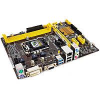 Материнская плата Asus B85M-K (s1150; Intel B85; 2xDDR3 1600 МГц, до 32ГБ; 1xPCI-E 3.0 x16 (x16) + 1xPCI-E 2.0 x16 (x2); microAT) бу