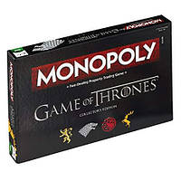 Монополия настольная играMonopoly Game Game of ThronesИгра престоловBL MGT28.03
