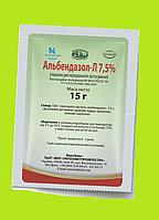Альбендазол-Л 7,5% порошок от глистов