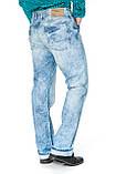 Джинсы мужские Franco Benussi 1058-873 синие, фото 3