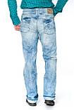 Джинсы мужские Franco Benussi 1058-873 синие, фото 4