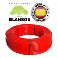 BLANSOL (RODA) PEXA Труба д/теплого пола  16х2,0 Oxygen  красная  (Испания)