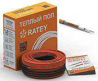 RATEY RD2 Теплый пол 2-жильный 1180 Вт (8,1м2)