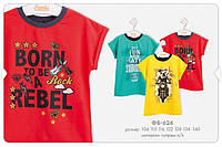 Летняя футболка для мальчика. ФБ 624