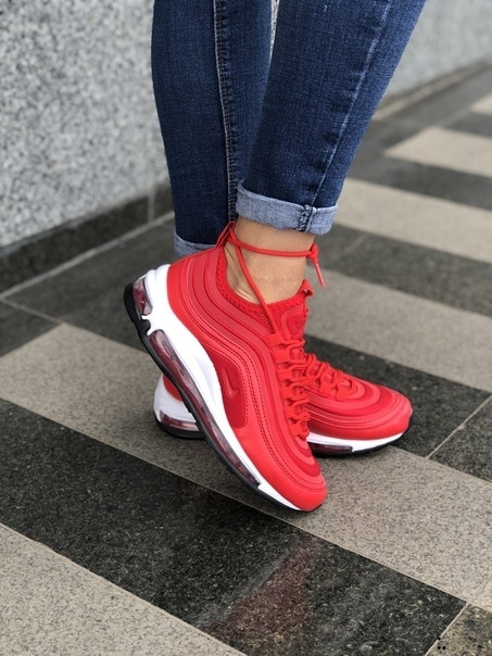 Женские кроссовки Nike Air Max 97 ULTRA RED
