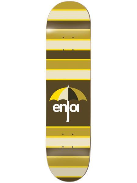 Дека Enjoi Stripes HYB Brwn 8.25