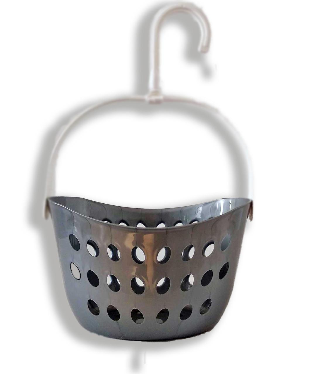 Корзинка пластикова з підвіскою (для прищіпок), ММ