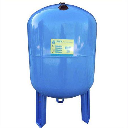 Гидроаккумулятор UWS 80 вертикальный, 80 литров