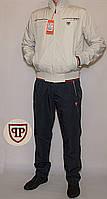 Мужской спортивный костюм плащевка PIYERA 4015