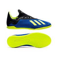 Футбольная обувь для зала детская Adidas X TANGO 18.3 IN J DB2425