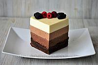Попробуйте!Готовая смесь для Муссовых тортов Дипломат -200 грамм CremoLinea, Румыния, фото 1
