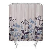 Штора для ванной Полевые цветы 180 х 180 см Berni