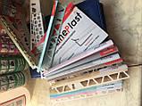 Уголок для плитки пластмассовый ПВХ ! Белые и цветные !, фото 6