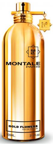 MONTALE GOLD FLOWERS EDP 100 ml TESTER  парфюм унисекс (оригинал подлинник  Франция)