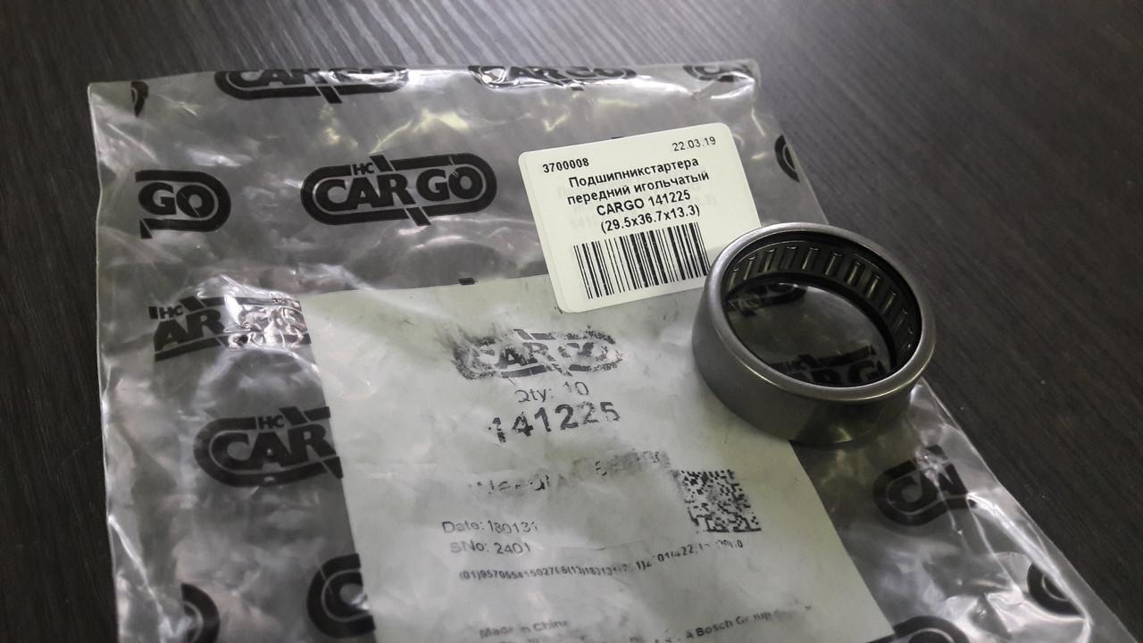 Подшипникстартера передний игольчатый CARGO 141225 (29.5x36.7x13.3)