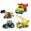 Грузовые машинки, строительная и сельхоз техника