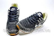 Беговые кроссовки в стиле Nike Air Zoom Focus, Gray\Серые, фото 3