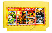 Картридж Денди 500 в 1 (400 разных игр)