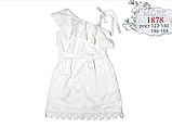Батистовое  детское платье  р-ры 164, фото 5