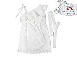 Батистовое  детское платье  р-ры 164, фото 4