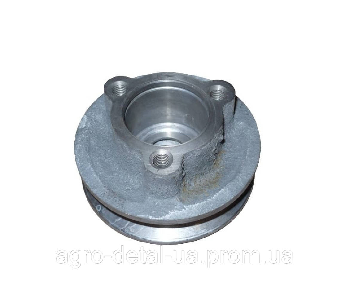Шкив 236-3509312-В натяжного устройства воздушного компрессора двигателя ЯМЗ 236,ЯМЗ 238