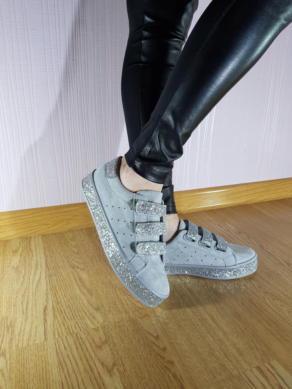 Криперы RXR Fashionable Grey 8