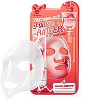 ELIZAVECCA COLLAGEN DEEP POWER RINGER MASK PACK  Увлажняющая,питающая, подтягивающая маска с коллагеном