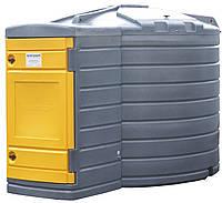 Резервуар SWIMER 5000 FUDPS  для дизельного пального (міні АЗС КАЗС МАЗС бочка ємність) пункт паливозаправний