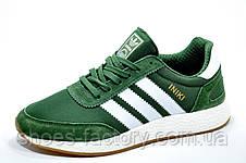 Мужские кроссовки в стиле Adidas Originals Iniki Runner, Green, фото 3