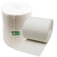 Безворсовые салфетки YRE бумажные в рулоне 4х5, 500 шт.