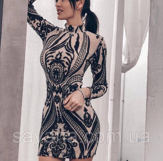 платье нарядное женское