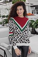 Вязаный легкий свитер Пума 42 - 46