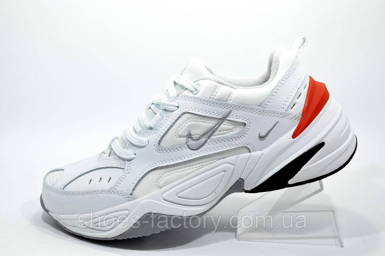 93fd63c7 Женские кроссовки в стиле Nike M2K Tekno, White\Белые (Air Monarch ...